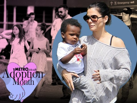 From Angelina Jolie to Madonna – celebrities who have adopted children and what they've said about it