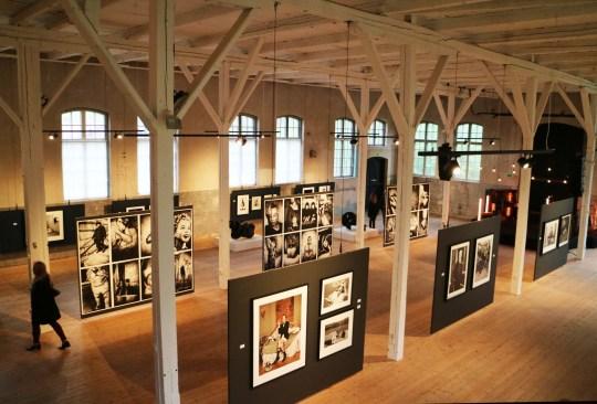 Slipriet art gallery