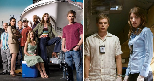 Dexter season 1 cast
