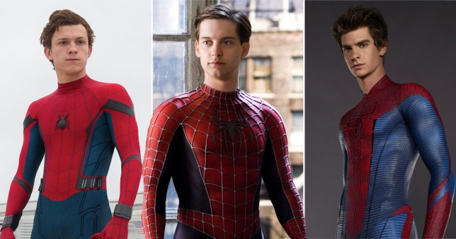Spider Man 3 Sony Gives Update On Tobey Maguire And Andrew Garfield Metro News