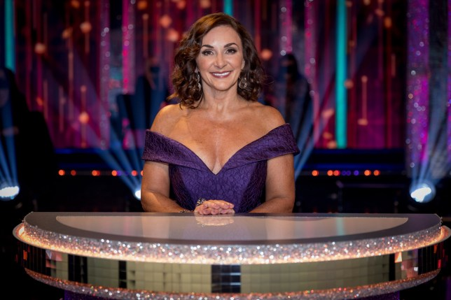 Strictly Come Dancing Shirley Ballas