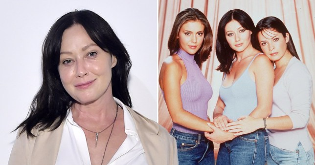 Shannen Doherty supports Charmed reboot