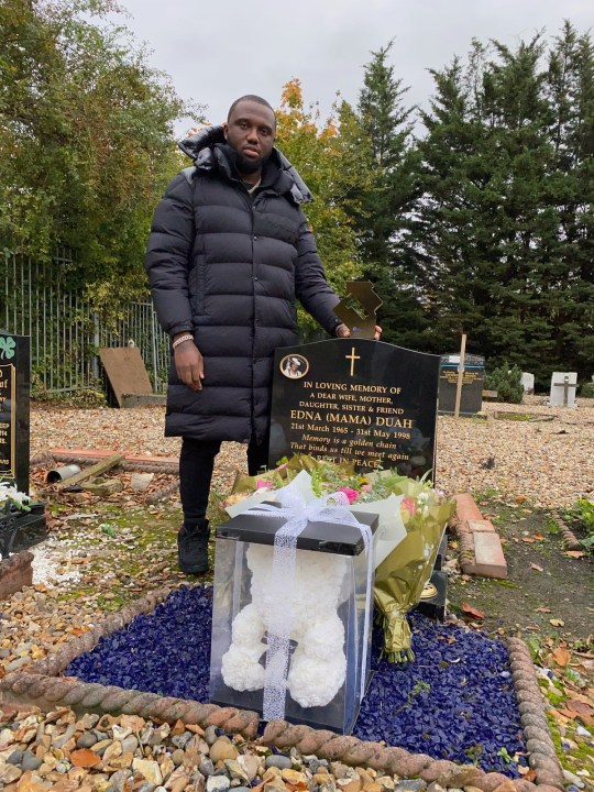 Rapper Headie One scores number one with debut album - and he dedicates it to his late mother