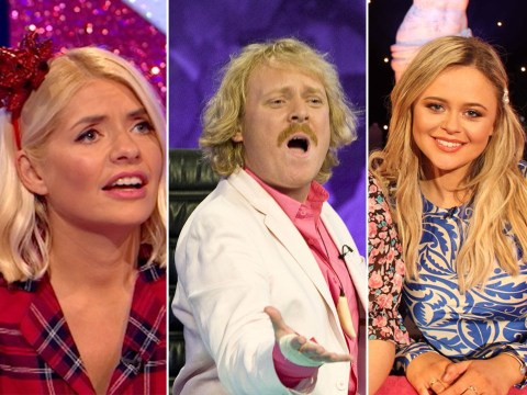 Celebrity Juice's Keith Lemon promises Emily Atack will be 'wilder' than Holly Willoughby