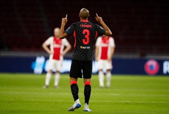 Fabinho impressionné au cœur de la défense de Liverpool en l'absence de Virgil van Dijk