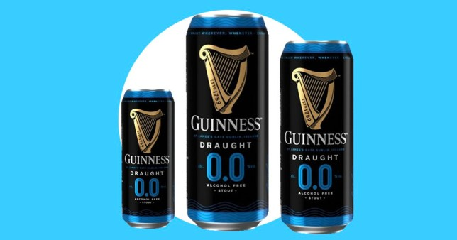 guinness alcohol-free stout