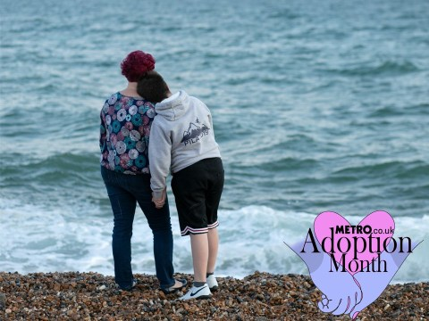 Four months after adopting my seven-year-old son, he tried to strangle me