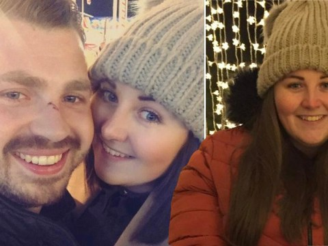 Woman who lost her memory after a nosebleed learns to fall back in love with partner