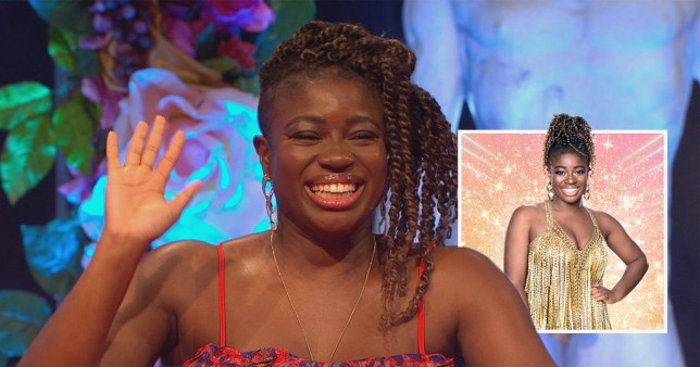 Clara Amfo on Celebrity Juice and Strictly Come Dancing