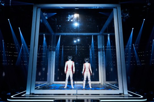 The Cube on ITV
