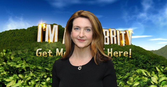 Victoria Derbyshire signs up for I'm A Celeb