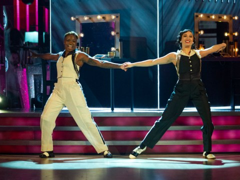 Ann Widdecombe is wrong – Strictly's same-sex pairing is exactly what families should be watching