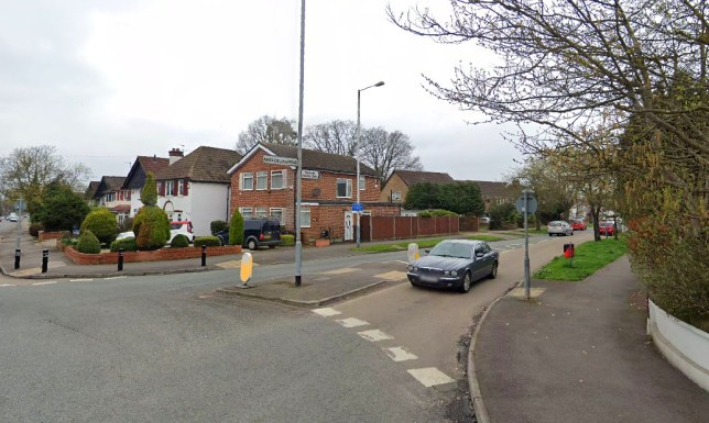 Eastcote Road in Ruislip
