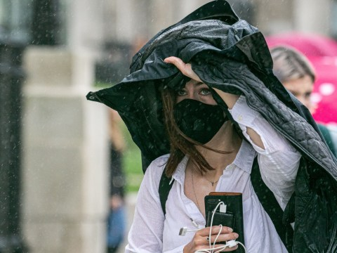 Tail of Hurricane Zeta to strike UK soon after Storm Aiden hits