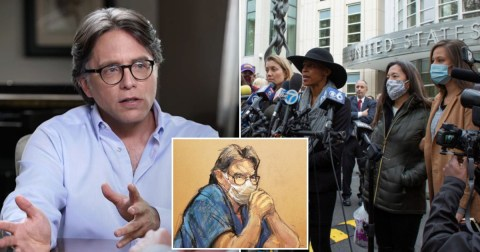 Sex cult leader Keith Raniere sentenced to 120 years in prison | Metro News