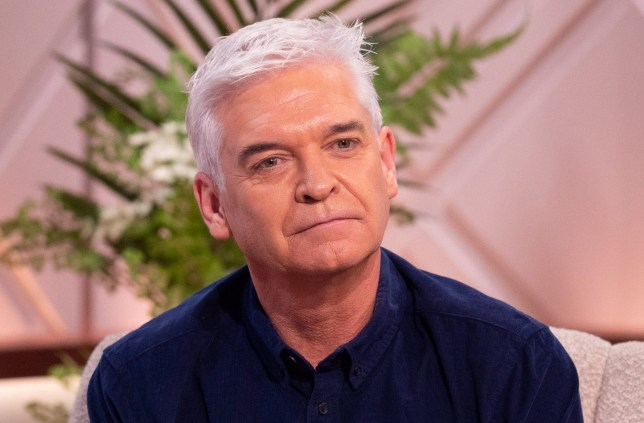 Phillip Schofield on therapy