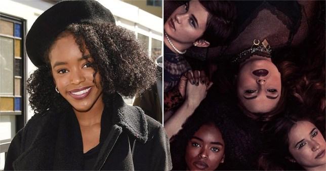 The Craft: Legacy star Lovie Simone says reboot celebrates witches 'without the stigma'