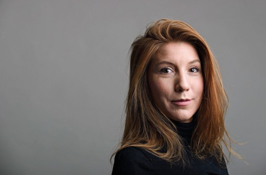 Headshot of journalist Kim Wall