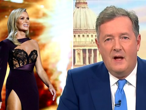 Piers Morgan rinses Amanda Holden over racy BGT outfits as GMB suddenly postpones interview