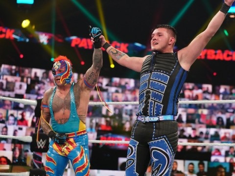 WWE's Dominik Mysterio admits even teachers thought Eddie Guerrero was his real dad after custody storyline