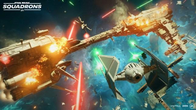 Star Wars: Squadrons screenshot