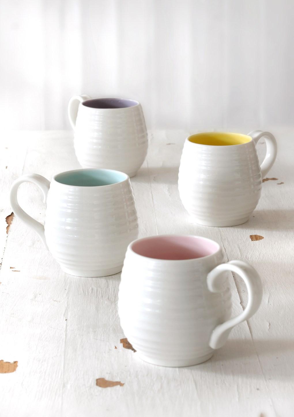 Portmeirion Mugs Sophe Conran Honey Pot Coffee Mug