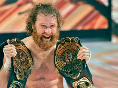 WWE's Sami Zayn claims Donald Trump 'infringed' on typical 'delusional' wrestling villain