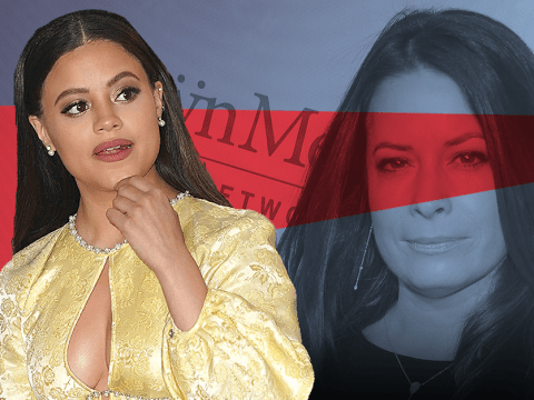 Charmed's Holly Marie Combs hits back at actress Sarah Jeffery over 'derogatory' accusations about her