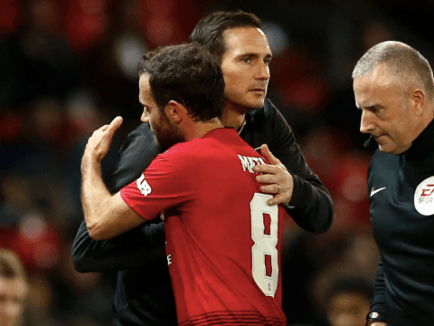 Juan Mata sends warning to Manchester United team-mates ahead of Chelsea clash