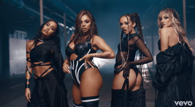 Little Mix bring the sass in slick new video for Sweet Melody | Metro News