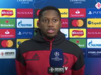 Fred responds to Ole Gunnar Solskjaer's special praise after Manchester United's win over Leipzig