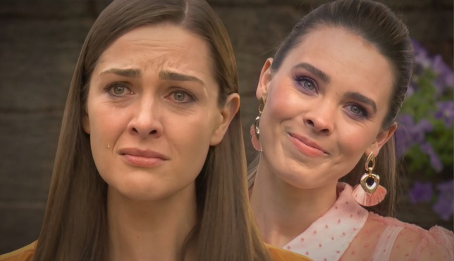Sienna and Liberty in Hollyoaks