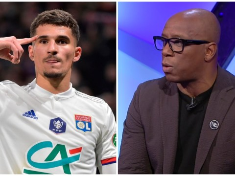 Ian Wright sends message to Mikel Arteta over Houssem Aouar transfer