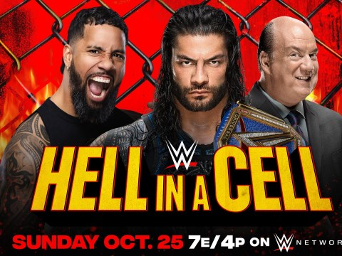 WWE Hell In A Cell 2020 preview: UK start time, matches, live stream and more