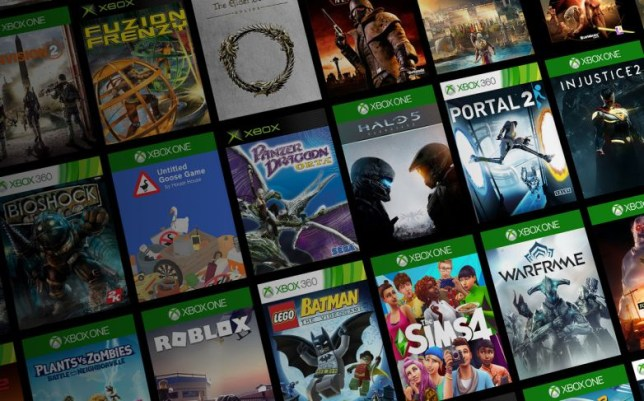 Xbox Series X Backward Compatibility.