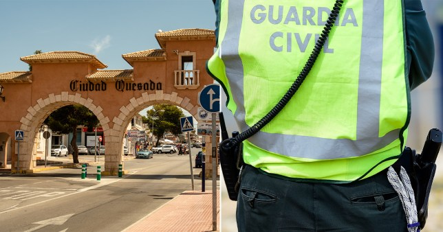 A manhunt has reportedly been launched after a British man was stabbed to death after a fight at a house party in Spain