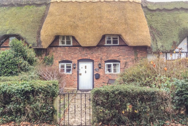 You can now stay in a cottage that looks just like the one from The Holiday