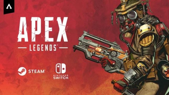 Apex Legends Steam Nintendo Switch
