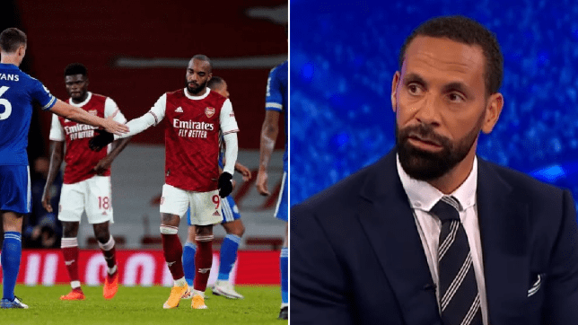 Rio Ferdinand sends warning to Arsenal ahead of Manchester United clash