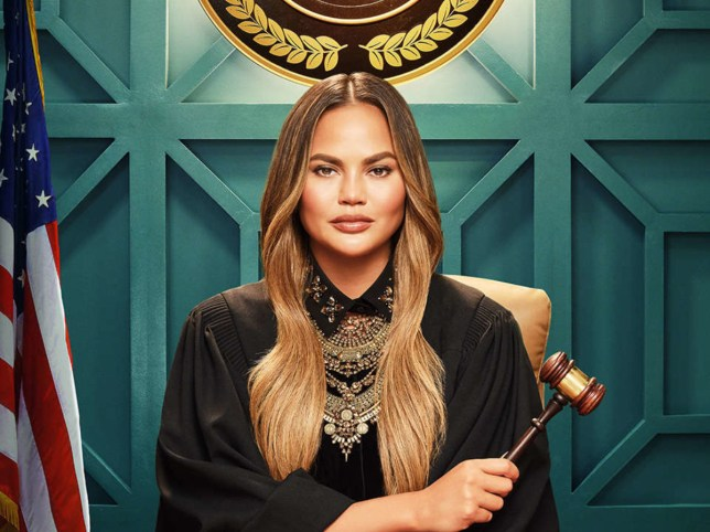 Chissy Teigen on Chrissy's Court