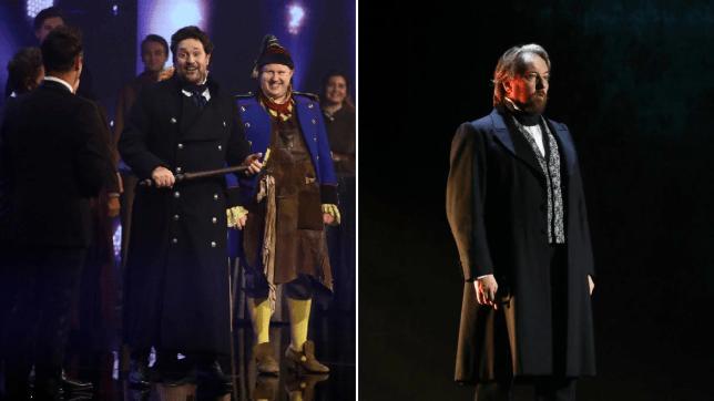 Cast of Les Miserables Concert