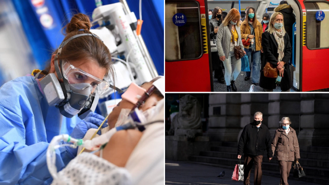 Second wave could kill 85,000 and put 356,000 in hospital, doomsday report warns