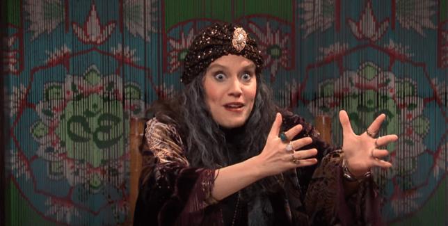 Kate McKinnon on Saturday Night Live