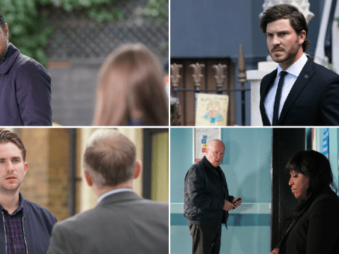 EastEnders spoilers: Mick's life changes forever, Gray's shocking action, evil Suki twist