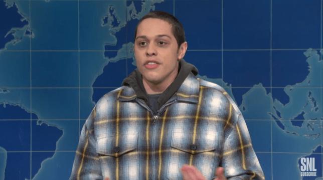 Pete Davidson on SNL