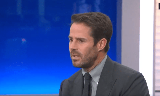 Jamie Redknapp has criticised Manchester United for selling Chris Smalling