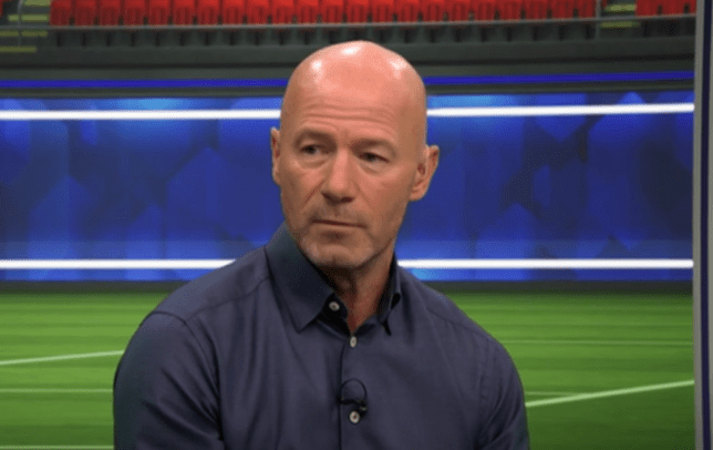 Alan Shearer was impressed by Manchester United's victory over Newcastle
