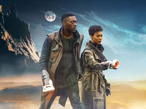 Star Trek: Discovery season 3 pictures: The future looks bleak for Sonequa Martin-Green's Michael Burnham