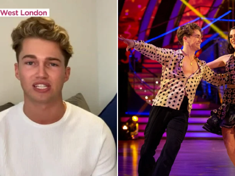 Former Strictly Come Dancing's AJ Pritchard 'happy' to not be involved in 2020 series