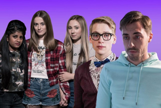 Hollyoaks issue based storylines